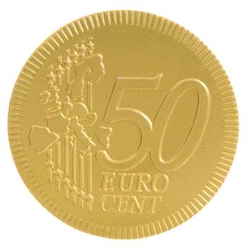50 Cents Euro