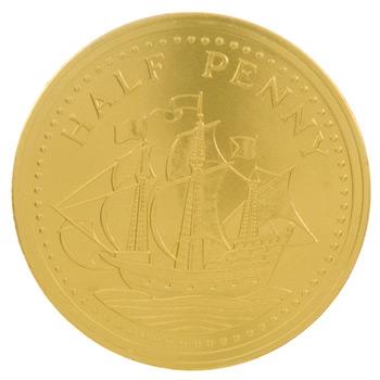 Half Penny  (Pre-decimal)
