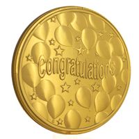 Congratulations - Celebrate the passing of GCSE or A-Level exam results